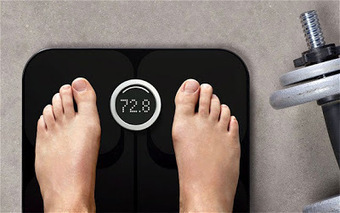 The BathroomWorld Blog: Fitbit Aria Wi-Fi Smart Bathroom Scales - The Future of Cutting Down on Cakes   Bathrooms   Scoop.it