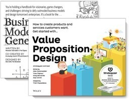 Business model canvas and value proposition design are #Essential tools @Strategyzer | Digital Transformation of Businesses | Scoop.it