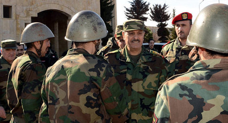 Resilient and Pluralistic: Why Syrian Arab Army Enjoys Public Support | Global politics | Scoop.it