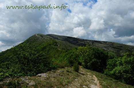 Nouveau topo : Randonnée à la montagne du Buc dans les Baronnies (26) | Topo et fiche de randonnée à pied by eskapad | Scoop.it