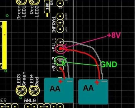 Make a wall avoiding Robot! using arduino - | Raspberry Pi | Scoop.it