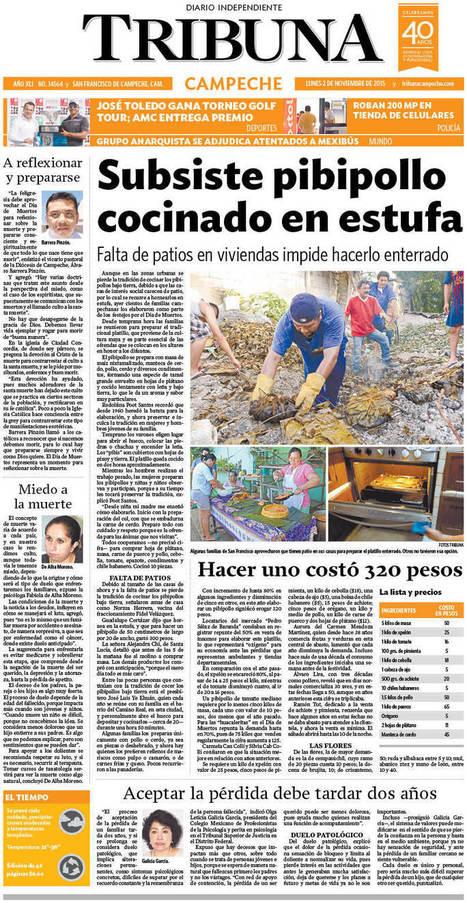 Komafos contamina la miel - Tribuna Campeche | Varroosis | Scoop.it