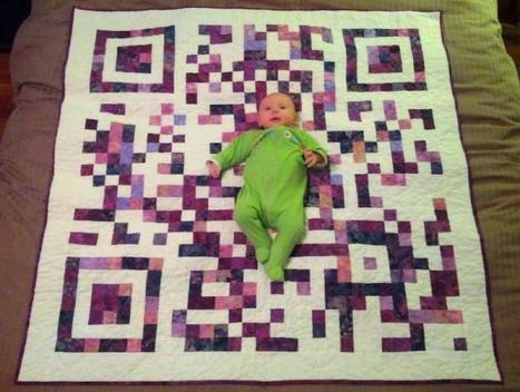 QRcode Patchwork for baby | artcode | Scoop.it