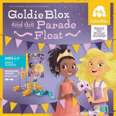 Anti-princess marketing and girls' education: Mercy Academy vs. GoldieBlox | Girls' Education | Scoop.it