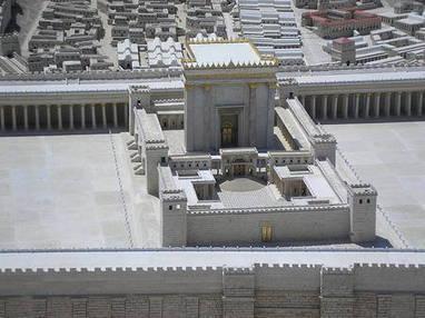 Hérode n'a pas pu construire les murailles de son temple   Aux origines   Scoop.it