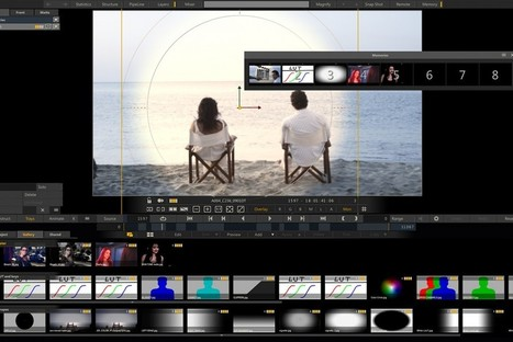 TUTORIAL: FASHION GRADING AND RETOUCHING IN SCRATCH LAB - Video & Filmmaker magazine | Broadcast engineering facilities design by a real engineer                         310-980-3229 | Scoop.it