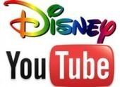 YouTube And Disney Partner To Create Original Content | Par ici, la veille! | Scoop.it
