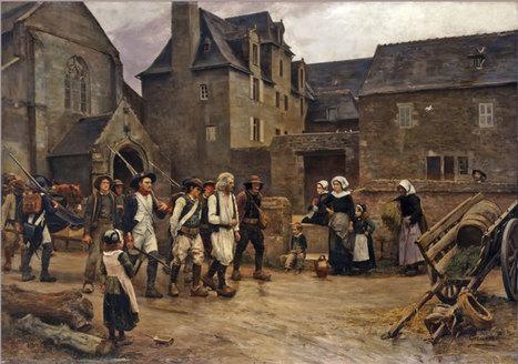 Séminaire Mémoires de la Révolution française à Brest le 28 mars 2014 | Histoire de France par ClC | Scoop.it