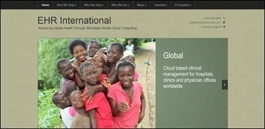 Startup Building EHR Freeware For Impoverished Nations | HIStalk ... | Health IT | Scoop.it
