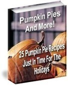 Pumpkin Pies And More | LibriPass | Scoop.it
