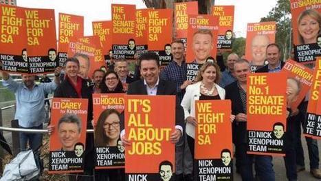 Hear ye, hear ye. Smear me, smear me. | Nick Xenophon - Independent Senator for South Australia | Politics, News, CAFF | Scoop.it
