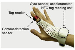 Touch- and gesture-based input to support field work | izim-news | Scoop.it