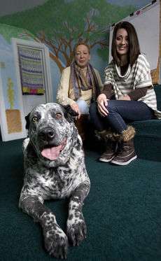 Abused kids speak freely around dogs | Dogs and People | Scoop.it