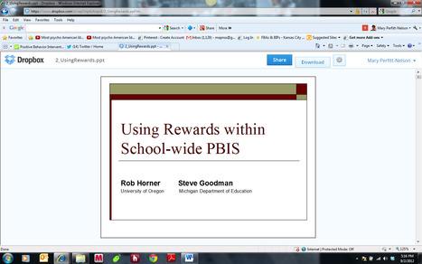 Should I use a class-wide reward system? | Classroom Discipline | Scoop.it