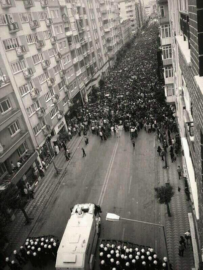 #OccupyGezi: The Power of Images | Digital Protest | Scoop.it