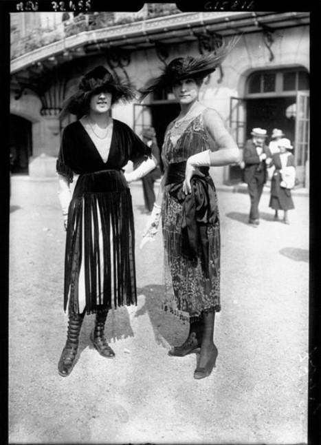 World's First Street Style Fashion Photographs   Ples sa bojama   Scoop.it