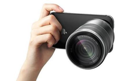 iPhone PRO concept turns the iPhone 5 into a DSLR camera - Recombu | DSLR video and Photography | Scoop.it