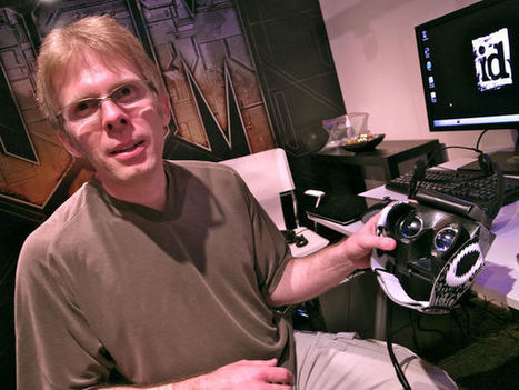 Carmack, Sweeney and Andersson Unplugged   3D Game Engine Technologies   Scoop.it