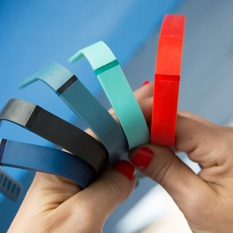 "Fitbit Raises $43 Million for Wearable Fitness Trackers | L'impresa ""mobile"" | Scoop.it"