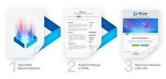 "Html KickStart: Una herramienta para programar en ""Responsive"" Html5 | Diseño web profesional | Scoop.it"