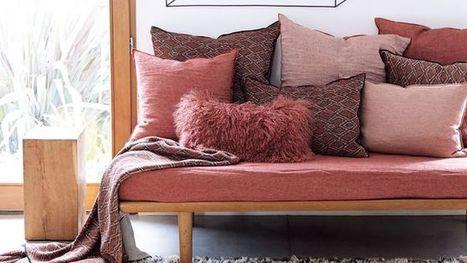 Relooker un vieux canapé : solution facile et pas cher | La décoration par Maison Blog | Scoop.it