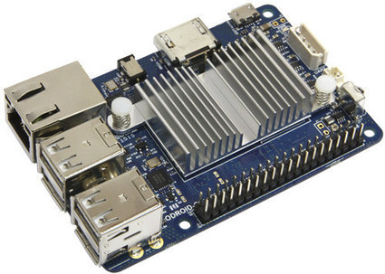 Hardkernel ODROID-C1+ Development Board is Now Shipping for $37 | Embedded Systems News | Scoop.it