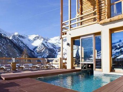 Dix hôtels avec vue sur la montagne en France | Ma petite entreprise touristique | Scoop.it