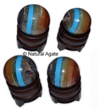 Buy Chakra Cho-Ko-Reiki Pendants online | Natural Agate | Scoop.it