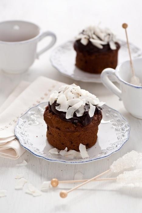 Muffin al cioccolato: la ricetta originale americana per i dolcetti perfetti   Wine Dharma   Italian food and wine   Scoop.it