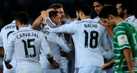 Prediksi Real Madrid vs Cornella 3 Desember 2014 | Sepak Bola | Scoop.it