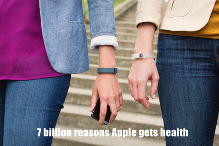 7 billion reasons Apple gets health | mHealth- Advances, Knowledge and Patient Engagement | Scoop.it