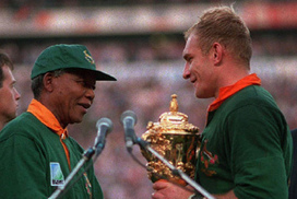 Nelson Mandela and the power of sport - FIGUEROAS FRAMEWORK (ALL LEVELS) | Critical Thinking | Scoop.it