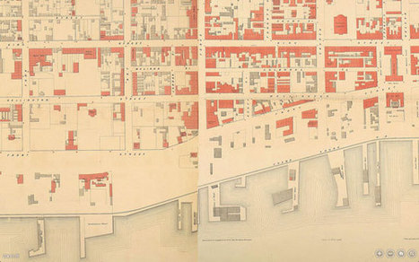 Google Maps in Toronto, the 1858 version - blogTO (blog) | AP HUMAN GEOGRAPHY DIGITAL  STUDY: MIKE BUSARELLO | Scoop.it