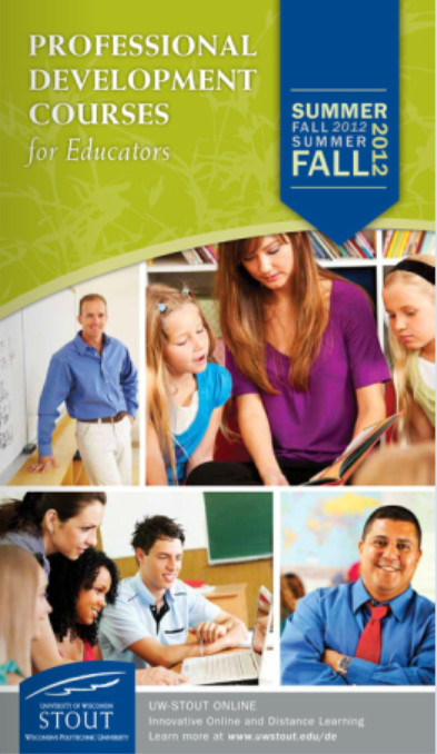 UW-Stout Continuing Education Summer/Fall 2012   E-Learning and Online Teaching   Scoop.it