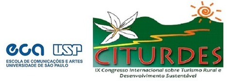 IX Congresso Internacional de Turismo Rural e Desenvolvimento Sustentável | INVESTIGACIONES EN TURISMO | Scoop.it