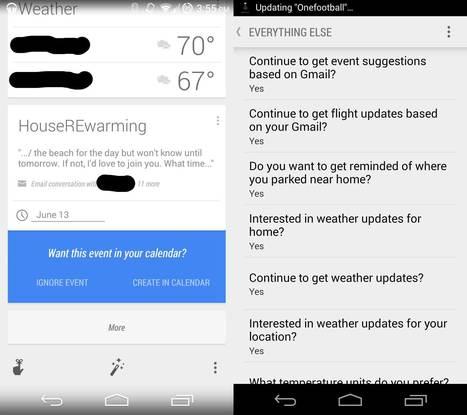 "Google Now ""s'enrichit"" en scannant vos mails | netnavig | Scoop.it"