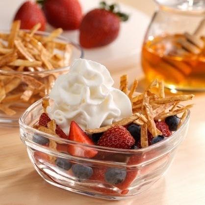 Dessert rapide Donne moi du fruit, donne moi du FUN ! ~ Recette Dessert Rapide Et Facile | recette-couscous | Scoop.it