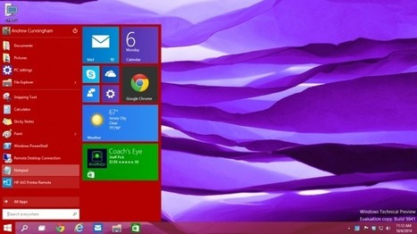 Report: Microsoft's browser for Windows 10 won't be Internet Explorer | Technology by Mike | Scoop.it
