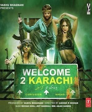 Welcome To Karachi (2015) Hindi Pre DVDRip 700mb | 9xmovies | Latest Music Updates | Scoop.it
