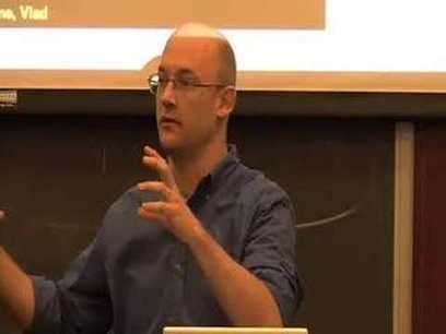 """Clay Shirky on New Book """"Here Comes Everybody"""" 