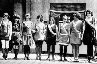 Is the Miss America Pageant Bad for Women?  - Room for Debate | WHS Room for Debate | Scoop.it