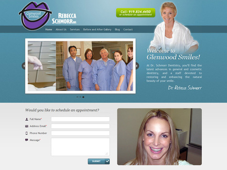 Web Design & SEO for Dentists in Raleigh NC   Web Design   Scoop.it