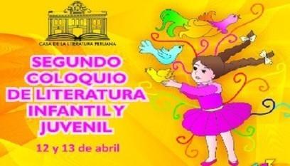 Casa de la Literatura Peruana realiza Segundo Coloquio de Literatura Infantil y Juvenil - Generaccion.com | Literatura | Scoop.it
