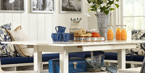 How to Choose a Kitchen Table: Interview with Susan Serra | Fitted Kitchens & Bathrooms | Scoop.it