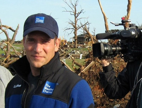 Weather Channel sends Bettes to chase tornadoes | It's Show Prep for Radio | Scoop.it