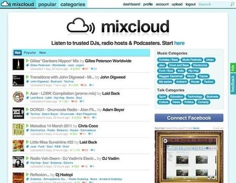 6 alternativas a Soundcloud - tuexperto.com | Educacion, ecologia y TIC | Scoop.it