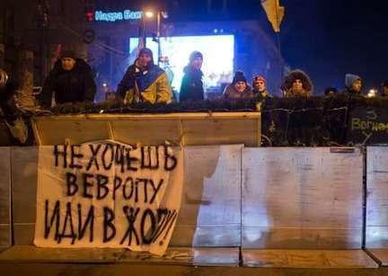 Ukrajina: mezi Evropou a bandity | Test | Scoop.it