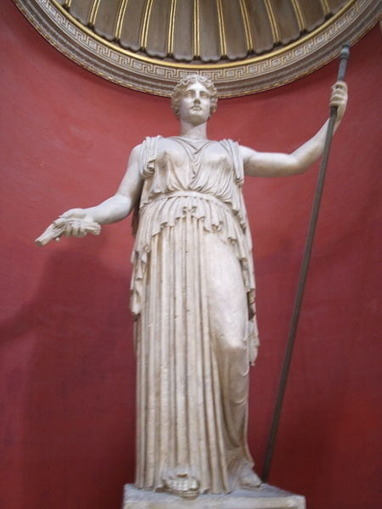 Demeter -   Greek Goddess | Mitologia | Scoop.it