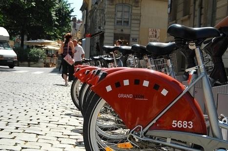 JCDecaux libère les données de ses vélos en libre-service | API | Scoop.it