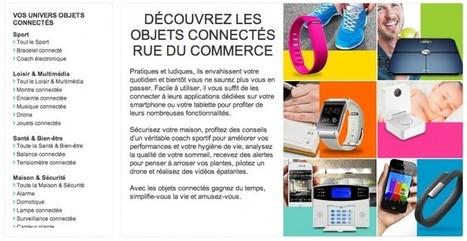Rue du Commerce ouvre sa boutique d'objets connectés   Social virtual life   Scoop.it